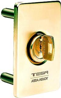 Amazon.es: embellecedor cerradura puerta