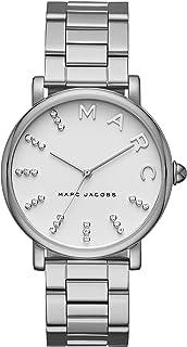 Marc Jacobs Roxy Silver-Tone Stainless Steel Watch MJ3566