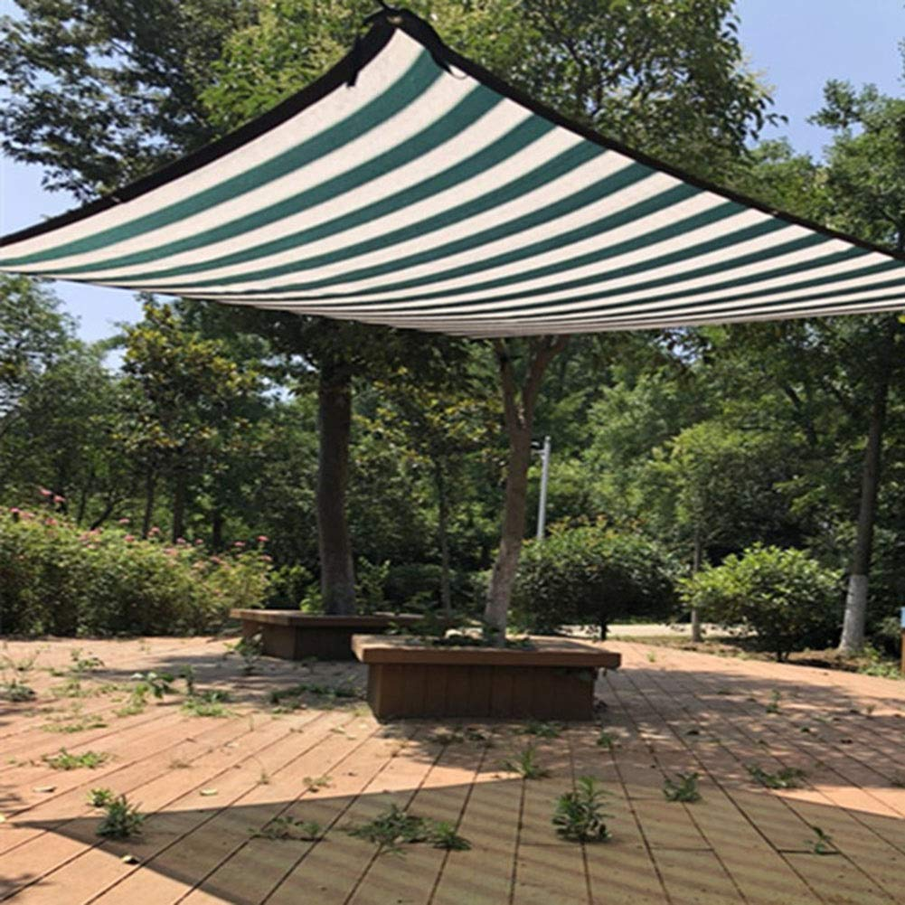 T.heng Sun-Block Pantalla de Tela con Ojales, for jardín Patio surgen la Tienda de Sombra Cortina Piscina Neto (Size : 2x10m): Amazon.es: Hogar
