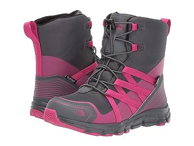 The North Face Kids Winter Sneaker (Little Kid/Big Kid) (Zinc Grey/Mr. Pink) Kids Shoes