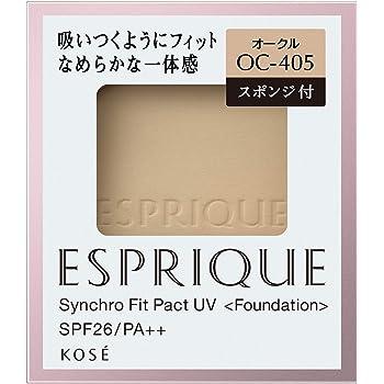 エスプリーク シンクロフィット パクト UV OC-405 オークル 9.3g