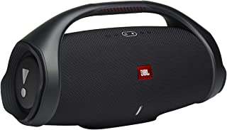 JBL JBLBOOMBOX2BLKEU Boombox 2 - Powerful, Waterproof Bluetooth Boombox Speaker with Long Lasting Battery - Black
