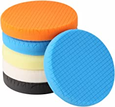 Best 7 inch foam polishing pad Reviews
