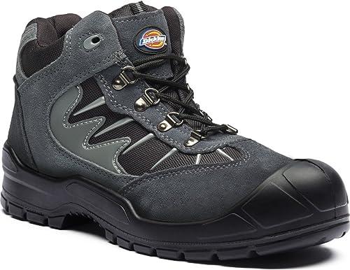 Dickies Fa23385s-gr-8Storm II Chaussures de de sécurité, taille 8, gris  première réponse