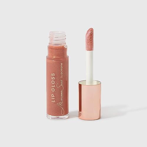 Lipgloss, Nude Me, Nude, By Mariana Saad, Océane, Océane