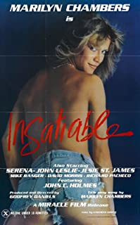 Da Bang Insatiable Movie Poster Marilyn Chambers 24x36inch