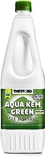 Thetford 78250020 Líquido para la descomposición de residuos orgánicos Aqua KEM Green, 1,5l
