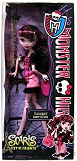 Monster High - Scaris City Of Frights - Draculaura Daughter Of Dracula -