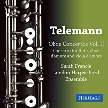 telemann oboe sonata