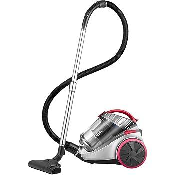 AmazonBasics – Potente aspirador de cilindro sin bolsa, para suelos duros y alfombras, filtro HEPA, compacto y ligero, 700 W, 1,5 l (UE): Amazon.es: Hogar