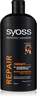 Syoss Shampoo Repair, 500 ml