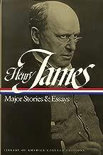 Henry James: Stories الرئيسية و essays (مكتبة أمريكا College Editions)