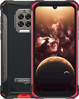 DOOGEE S86 Rugged Phone Unlocked 16MP Main Camera 108MP UHD 8500mAh Battery 6.1''HD 6GB+128GB 2W Speaker Android 10.0 Rugg...