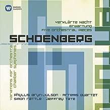 Schoenberg: Verklärte Nacht / Erwartung / Five Orchestral Pieces / Chamber Symphonies Nos. 1 & 2 / Variations for Orchestra, Opp. 4, 9, 16, 17, 31, 38