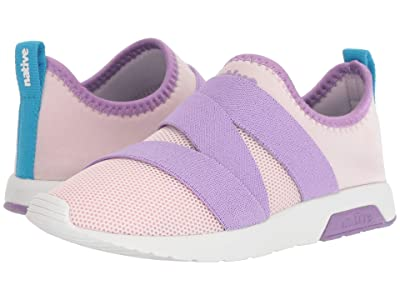 Native Kids Shoes Phoenix (Little Kid) (Cold Pink/Lavender Purple/Shell White) Girls Shoes