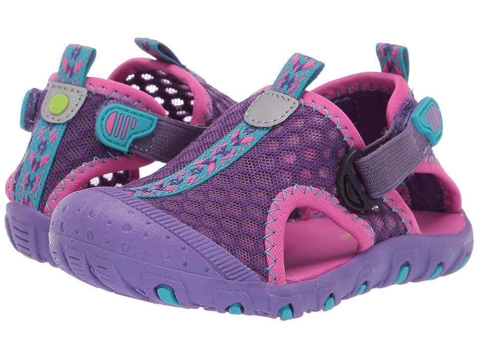 Western Chief Kids Rainer (Toddler/Little Kid/Big Kid) (Purple) Girls Shoes