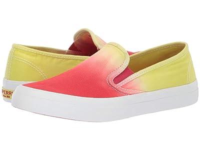 Sperry Seaside Dip-Dye (Yellow/Orange) Women