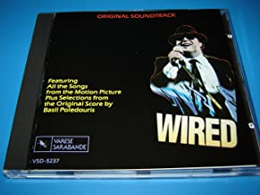 Wired / ORIGINAL SOUNDTRACK / Varese Sarabande / I M A KING BEE - MICHAEL CHILLLS AND THE WIRED BAND / 634-5789 - MICHAEL CHILLLS AND THE WIRED BAND / I CAN T TURN YOU LOOSE - THE WIRE BAND / SOUL MAN - MICHAEL CHILLLS AND THE WIRED BAND / YOU DON T KNOW LIKE I KNOW - MICHAEL CHILLLS AND THE WIRED BAND / RAVINS THEME - BRIAN FRANDIS NEARY / THE CHOICE - BASIL POLEDOURIS / TWO THOUSAND POUND BEE - THE VENTURES / STILL LOOKING FOR A WAY TO SAY GOODBYE - RICHIE HAVEN / LOVE KILLS - JOE STRUMER / ANGEL OF DEATH - BASIL POLEDOURIS / YOU ARE SO BEAUTIFUL - MICHAEL CHLKLLS & BILLY PRESTON / EULOGY - BASIL POLEDOURIS