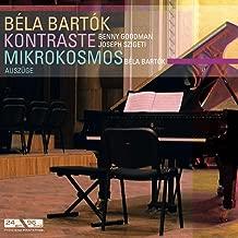 Bartok: Kontraste-Mikrosmos