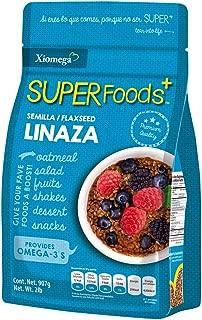 Xiomega-Superfoods Semilla de Linaza, 907 g