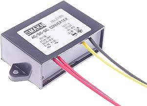 SMAKN® AC/DC TO DC Converter AC 16-28V/DC 16-40V Step Down to 12V/5A Power Supply Module