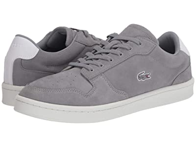 Lacoste Masters Cup 120 1 (Grey/Off-White) Men