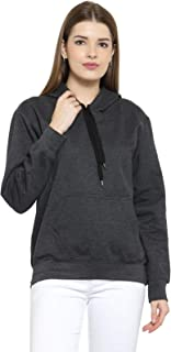 Scott International Women's Cotton Hooded Hoodie