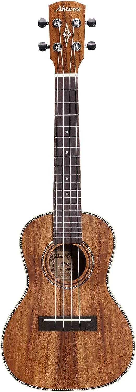 Alvarez Artist AU90C Concert 67% OFF of fixed price Acoustic Frets Ukulele 5% OFF 19 Mahogan
