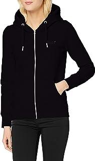 Superdry Orange Label Ziphood Ns dames sweater