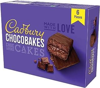 Chocobakes Choc layered Cakes, 126g