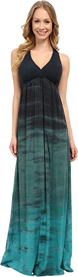 Twisty Back Maxi Dress