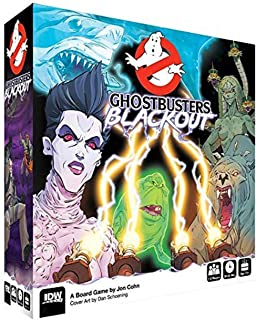 Ghostbusters: Blackout Board Game
