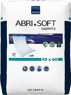 ABENA Abri-Soft CLassic Disposable Underpad 40 x 60 cm 900 ml Pack of 60