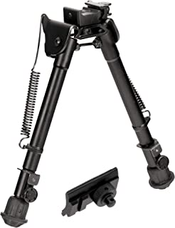 UTG Tactical OP Bipod, QD Lever Mount, Height 8.0-12.4