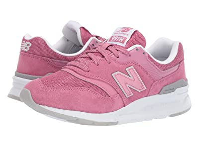 New Balance Classics 997H (Mineral Rose/White) Women