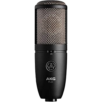 Akg 3101H00430 Perception 420, Blue/Metallic/Nickel