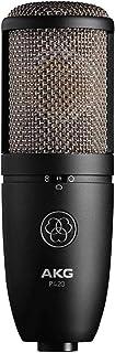AKG P420 Condensatormicrofoon, echte krachtige dubbele capsule, zwart