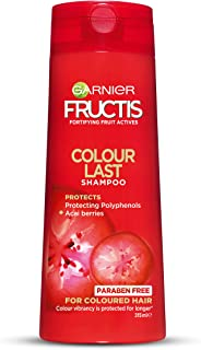 Garnier Fructis Colour Last Shampoo For Coloured Hair, 315ml
