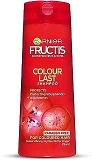 Garnier Fructis Colour Last Shampoo For Coloured Hair 315ml