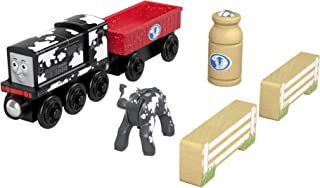 Fisher Price - Thomas and Friends Wooden Railway - Dairy Diesel