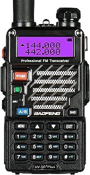 Baofeng UV-5R+ Plus UHF VHF Long Range Two Way Radio