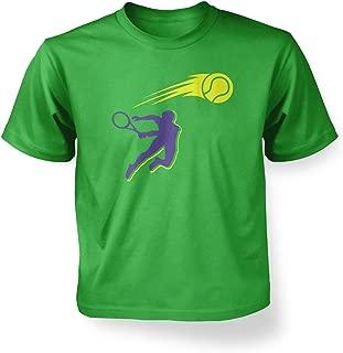 Wimbledon Player (Purple) Kids T-shirt