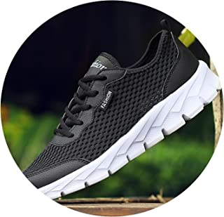 2019 Men Casual Shoes Breathable Ultralight Comfortable Outdoor Walking Footwear Trainers