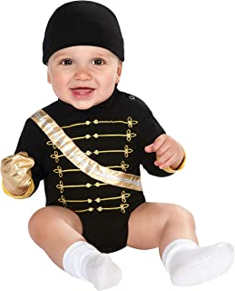 Rubie's Costume Co. Baby's Michael Jackson Jacket Look Costume, Multicolor, 6-12 Months