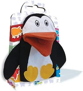 Pinguim Fantoche Individual Papo de Pano