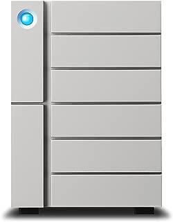 LaCie 12TB 6big Thunderbolt 3 Desktop RAID Storage
