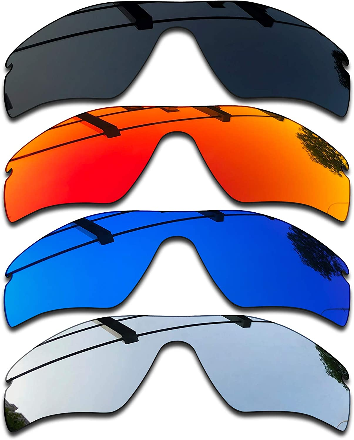 SEEABLE Premium Polarized Mirror Replacement Selling rankings for Lenses Shipping included Oakley R