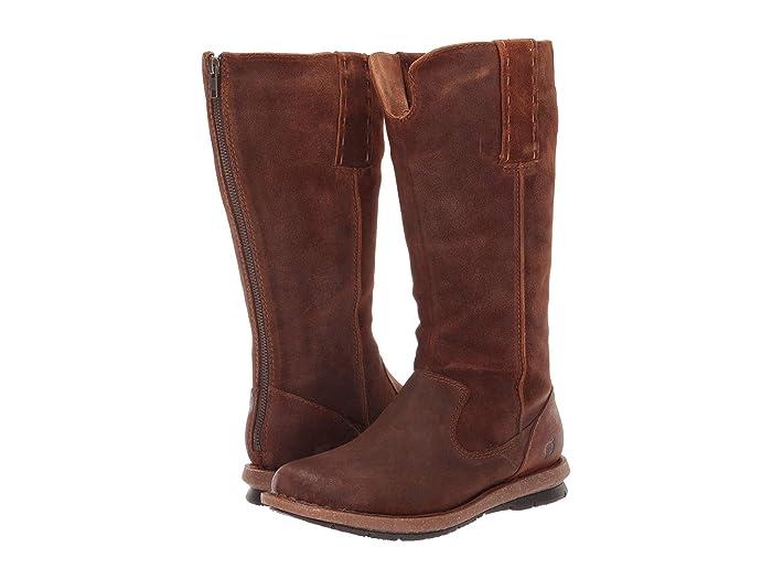 Born  Tiber (Rust Distressed) Womens  Boots