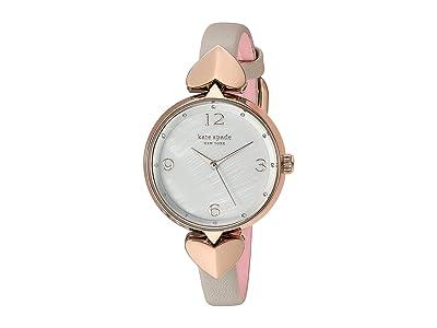 Kate Spade New York Hollis KSW1548 (Gray) Watches