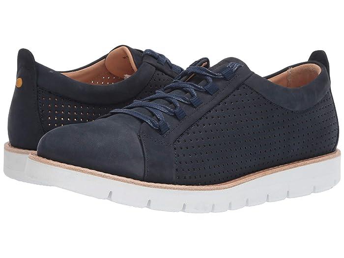 Samuel Hubbard Wanderer (Midnight Blue) Women's Flat Shoes